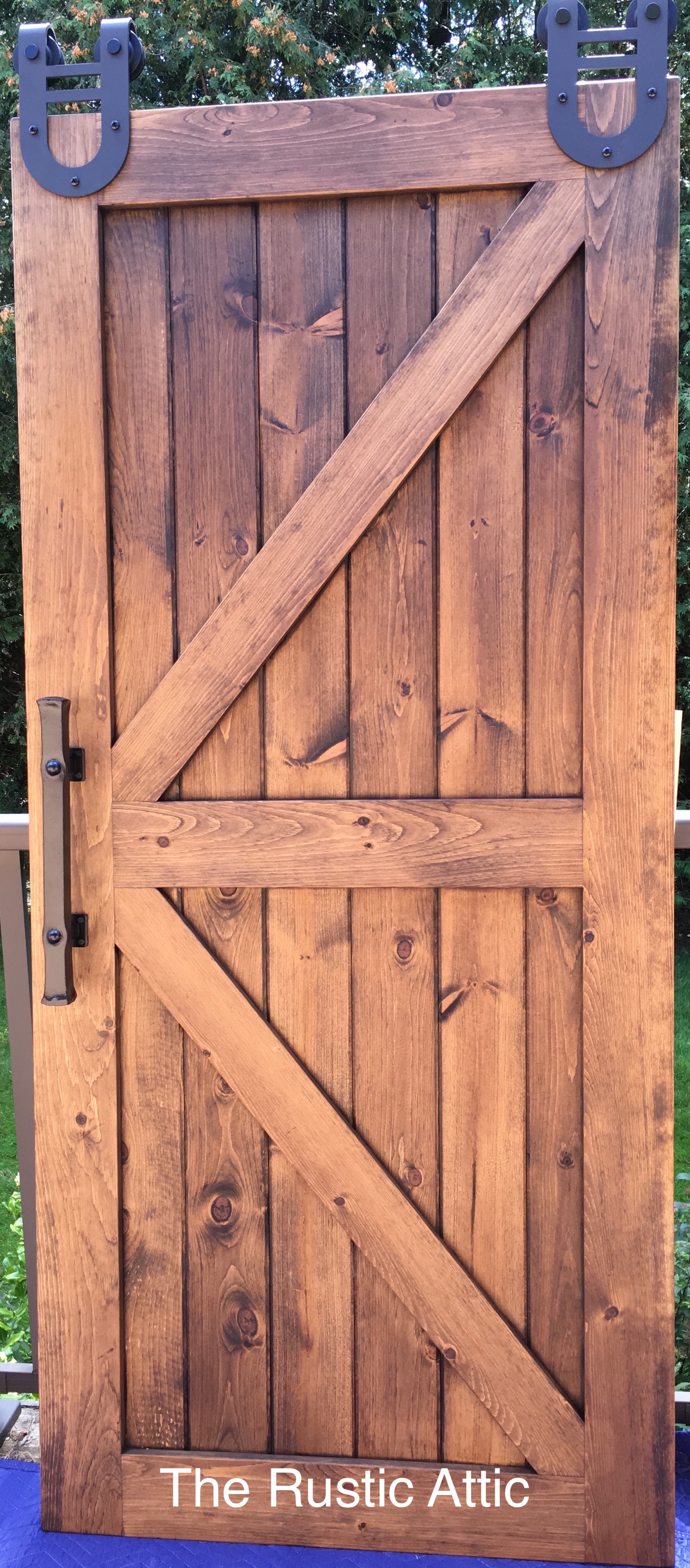 calhome ab in style barns and door sliding bronze hardware bent set strap classic outdoor antique p sdh barn track